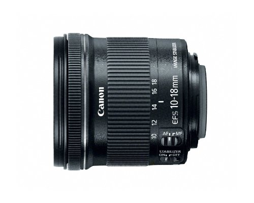 5. Canon EF-S 10-18mm f/4.5-5.6 IS STM Lens Review