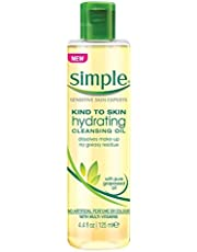 Simple Kind To Skin Cleansing Oil Hydrating, 125ml