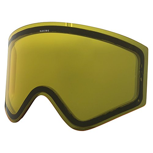 Electric Visual EGX Yellow Snow Goggle - Electric Goggles Egx
