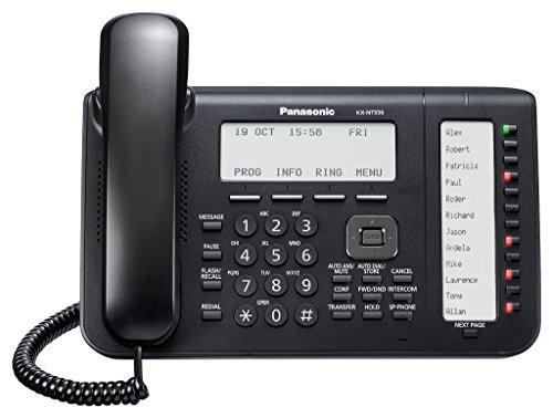 PANASONIC KX-NT556-B 6-LINE BACKLIT LCD  - 6 Line Ip Telephone Shopping Results