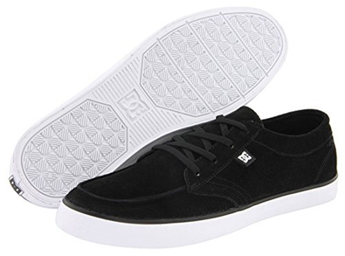 DC Skateboard Shoes Standard H Black/White