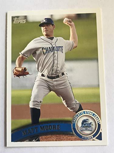 2011 Topps Pro Debut #253 Matt Moore NM/M (Near Mint/Mint)