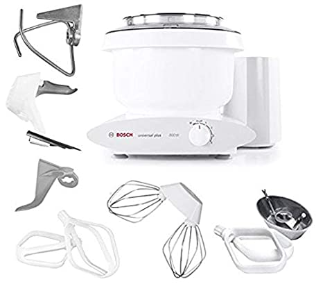 Bosch Universal Plus Stand Mixer Bakers Package with Additional Baking Attachments