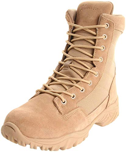 Wellco Men's Entry HW SZ Boot,Tan,6 M - Wellco Box