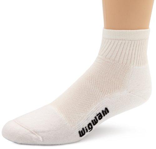 wigwam-unisex-cool-lite-pro-quarter-length-sock-white-medium