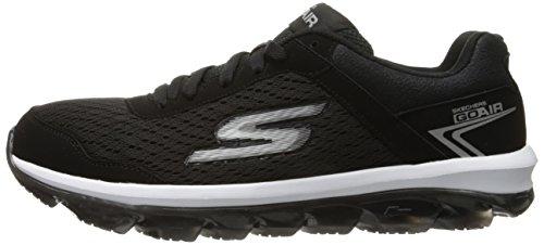 Skechers Performance Men's Go Air Walking Shoe, Black/White, 10.5 M US Photo #6