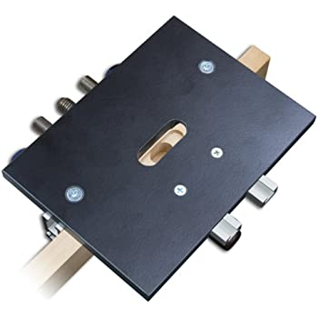 Woodhaven 8663 For Soss 203 Hinge Router Templates