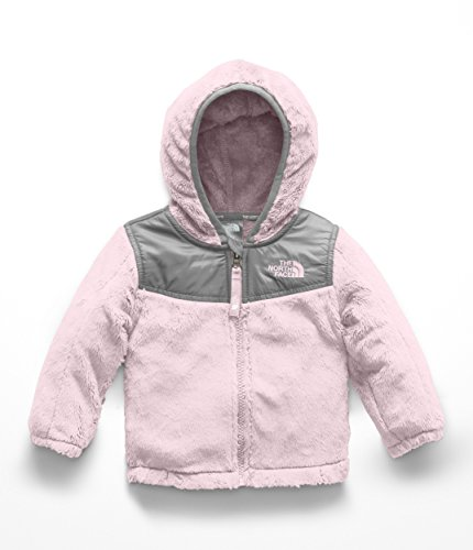 The North Face Infant OSO Hoodie - Purdy Pink - 3M