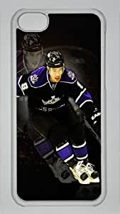 DREW DOUGHTY BLACK Custom PC Transparent Case for iPhone 5C by icasepersonalized