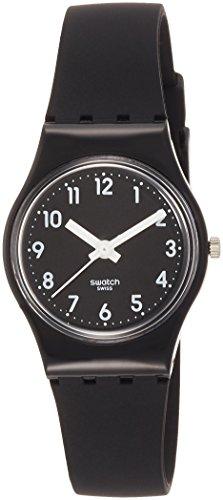 Swatch Women's Digital Quartz Watch with Silicone Bracelet - LB170E