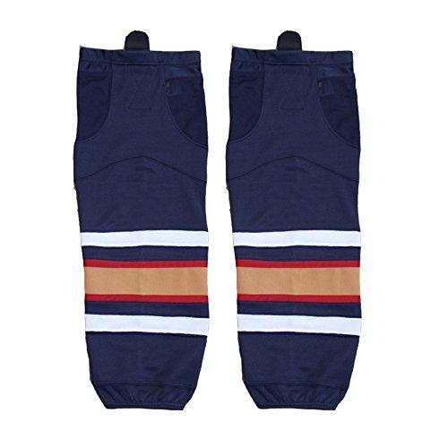 Hockey Sock Adult, EALER Adult Knit Ice Hockey Dry Fit Socks Senior