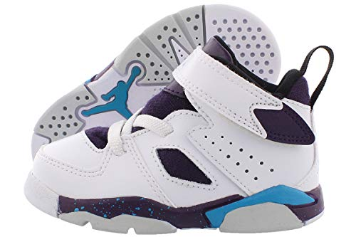 Nike Jordan Fltclb '91 (td) Toddler 555330-105 Size  White/Purple/Blue 5 Toddler