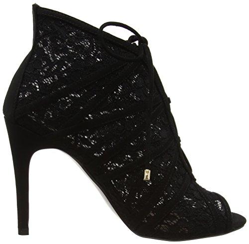 Dorothy Perkins Storm Lace Up, Zapatos Mujer Negro (Black)
