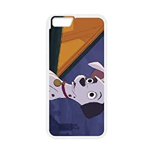 iphone6 4.7 inch Phone Case White One Hundred and One Dalmatians Patch CZL5836416