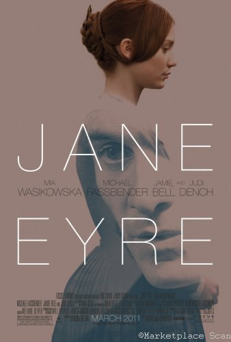 Image result for jane eyre movie poster