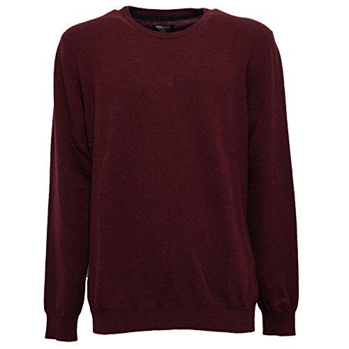Uomo Maglione Bordeaux Men 5973w Sweater Wool Woolrich qEwf45