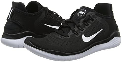 Nike Women's Running Shoes, Rosa Nero