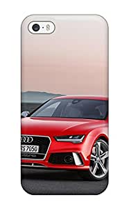 Iphone 5/5s Case Slim [ultra Fit] Audi Rs7 13 Protective Case Cover