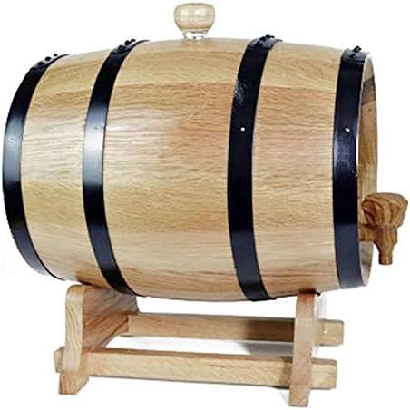 Barril de vino de roble para hacer vino casero dispositivo 3L ...