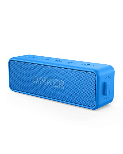 Anker Soundcore 2 12W Portable Wireless Bluetooth Speaker: Better Bass