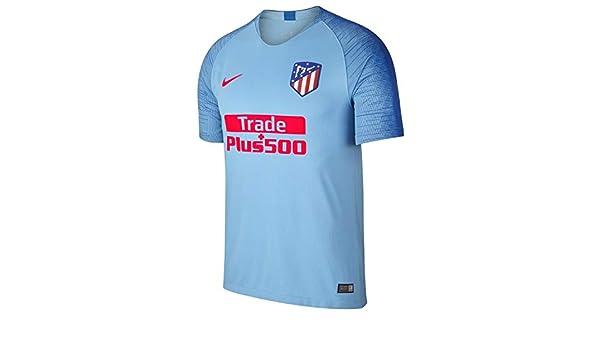 84aa0d7fac3 Amazon.com   Nike 2018-2019 Atletico Madrid Away Football Soccer T-Shirt  Jersey   Sports   Outdoors