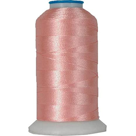 Threadart Polyester Machine Embroidery Thread by The Spool 1000M 220 Colors Available Almond 162 No