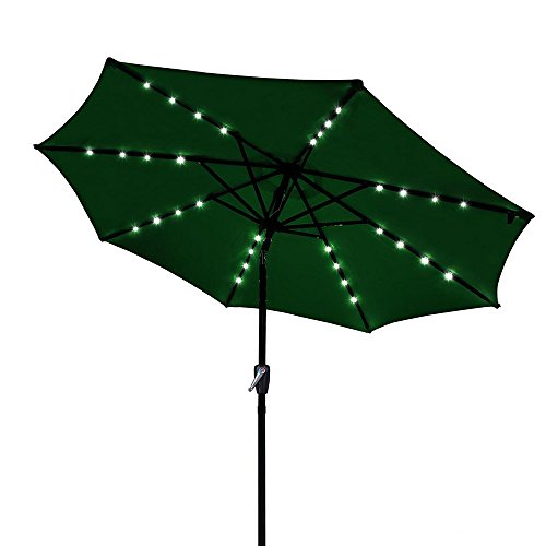 Lights For Parasols Garden in US - 9