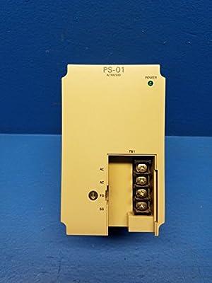 Yaskawa MP920 JEPMC-PS210 VER A0 PS-01 AC Input Power Supply Module