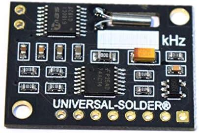 CANADUINO 60kHz WWVB / JJY60 / MSF atomic clock receiver module