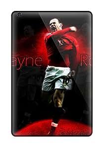 New JoktlKu8096AdiXX Wayne Rooney Skin Case Cover Shatterproof Case For Ipad Mini/mini 2
