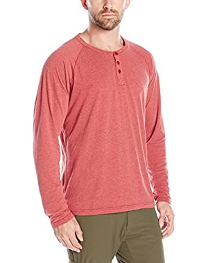 Men's Trail Shaker Henley Long Sleeve Shirt