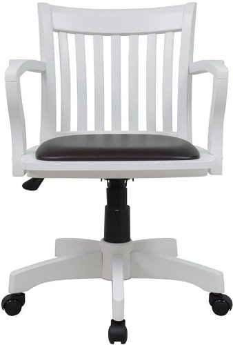 (Oxford Adjustable height Office Chair With Arms, 37