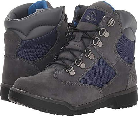 Big Kid Timberland Kids Unisex 6 Fabric//Leather Field Boot