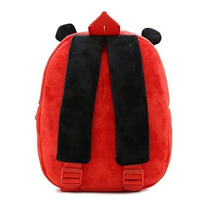 Toddler Kids Backpack Baby Boys Girls Cute Cartoon Animal Shoulder Bags for Children Bee