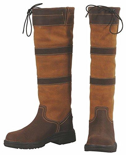 Lexington impermeable Tall Tuffrider Fawn Boot Beige T4rTq