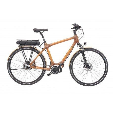 Bicicleta eléctrica bambú – E Boo