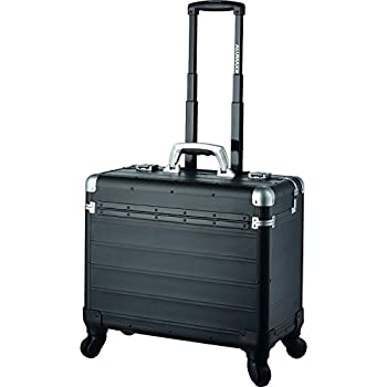 Image of Jüscha GmbH, Deutschland Suitcase, black (black) - 45169 Luggage