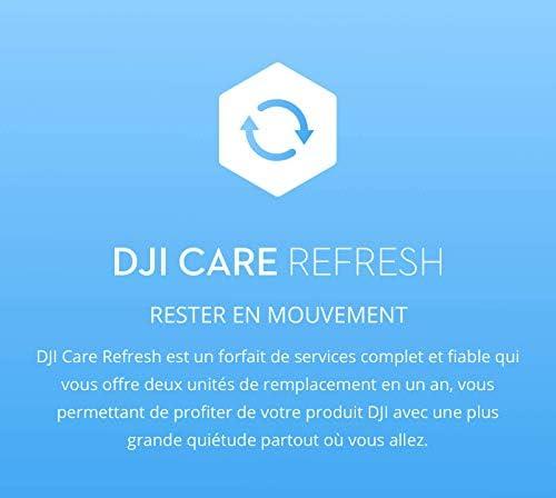 DJI Mavic Air 2 - Care Refresh, Garantie pour Mavic Air 2, Jusqu'à deux remplacements en 12 mois, Assistance rapide, Couverture des accidents et des dégâts des eaux, Accessoire pour Mavic Air 2