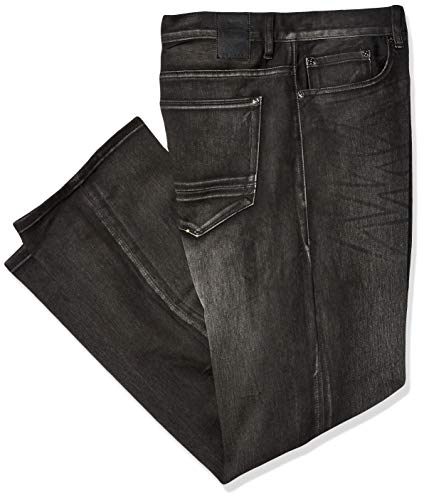 Sean John Men's Hamilton Jean, European Black, 40X34 (Sean John Jeans)