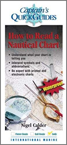 How To Read a Nautical Chart A Captains Quick Guide