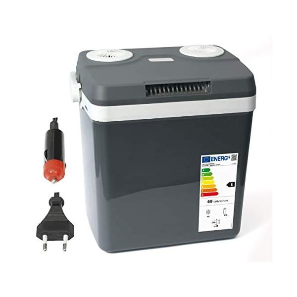 41kVsNoRDAL Dino KRAFTPAKET 13100Elektrische Kühlbox Thermoelektrische Thermobox