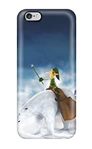 New 2011 Christmas Elfs Gifts Tpu Skin Case Compatible With Iphone 6 Plus