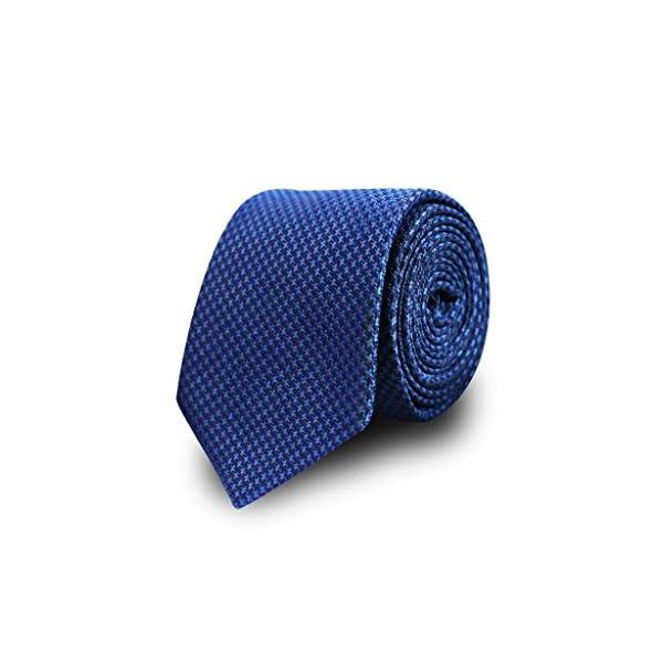 Jacquard-houndstooth-tie-blue