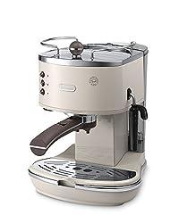 De'Longhi Icona Vintage Traditional Pump Espresso Coffee Machine ECOV311.BG by De'Longhi made by DéLonghi