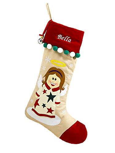 (Character Christmas Stocking:)