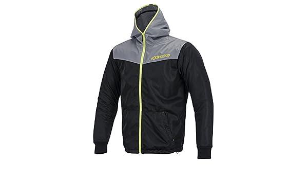 Amazon.com: Alpinestars Runner Air Urban Adventure Jacket Phantom/Blazin/Yellow MD: Automotive