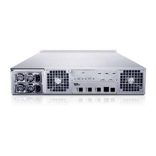 Sans Digital EliteSTOR - 2U 12 Bay 12G SAS/SATA to SAS JBOD with 12G SAS Expander Rackmount (ES212X12)
