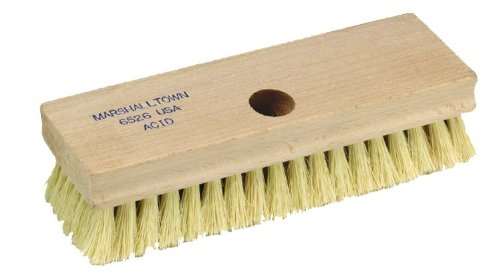 MARSHALLTOWN The Premier Line 6526 8-1/4-Inch by 3-Inch Mason's Acid Brush