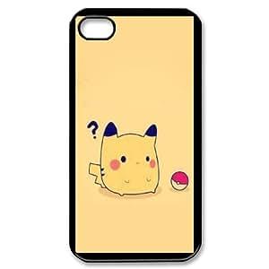 Phone Accessory for iPhone 4,4S Phone Case Pikachu P799ML