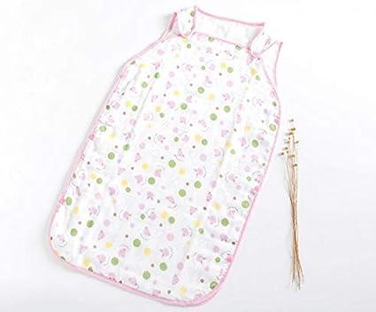 YLLY - Saco de Dormir para recién Nacido, antipatadas, para bebé, Verano,